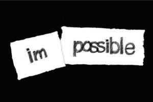 mot impossible