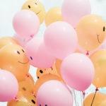 ballons qui sourient