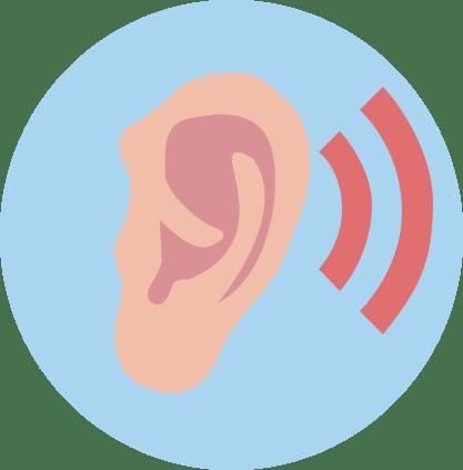 icone oreille